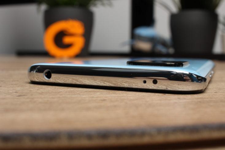 Xiaomi Mi 10 Lite 5G Kopfhoereranschluss IR Blaster