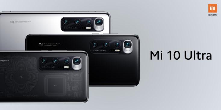 Xiaomi Mi 10 Ultra back