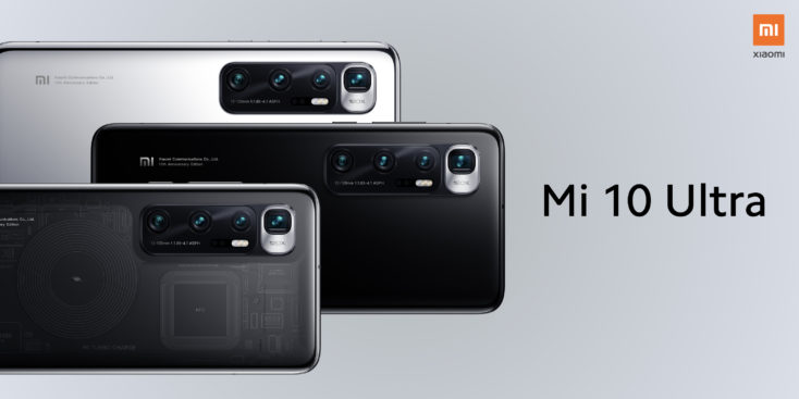 Xiaomi Mi 10 Ultra Rueckseite