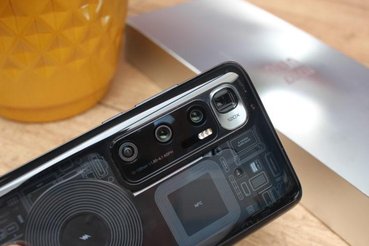 Xiaomi Mi 10 Ultra Smartphone Kamera 1