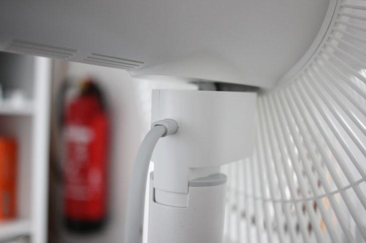 Xiaomi Mi Fan 1C Kabel oben