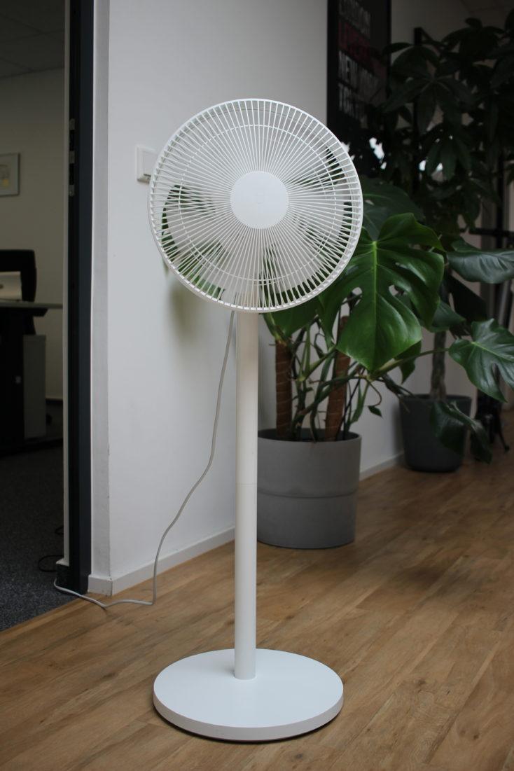 Xiaomi Mi Fan 1C Ventilator Hoehe