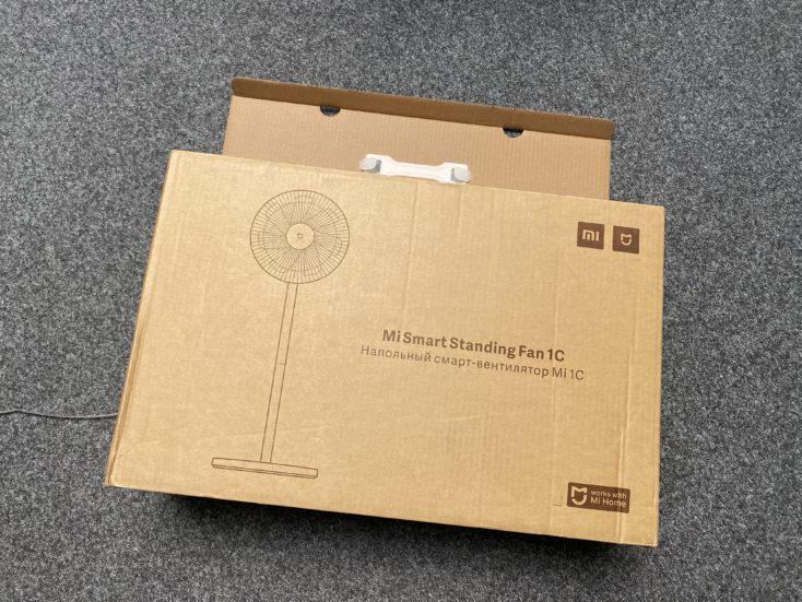Xiaomi Mi Fan 1C Verpackung