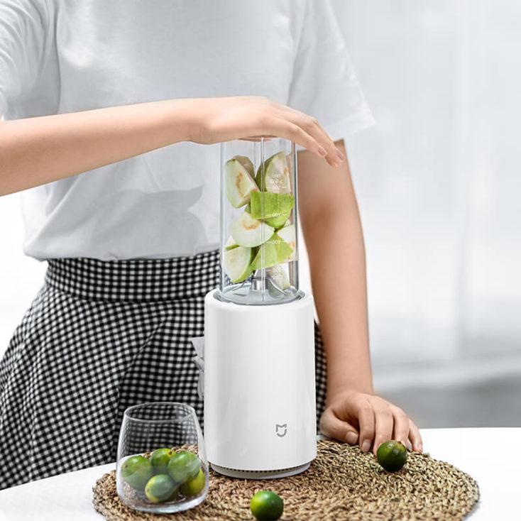 Xiaomi Mijia Mixer Frau