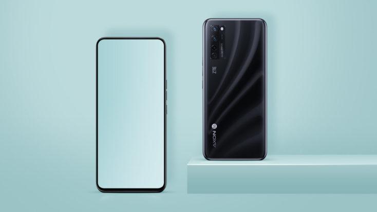 ZTE Axon 20 5G Smartphone randlos