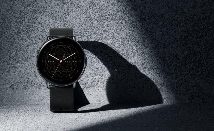 Zepp E Smartwatch rund