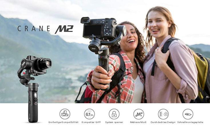 Zhiyun Crane M2 Vlog