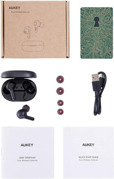AUKEY EP T25 Lieferumfang