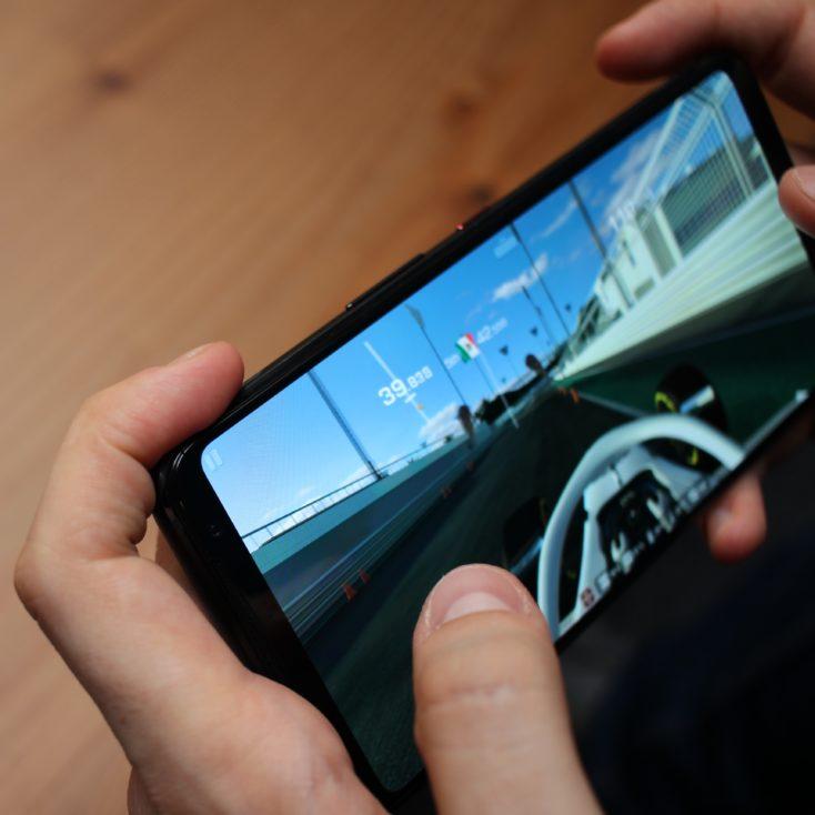 Asus ROG Phone 3 AirTrigger zocken