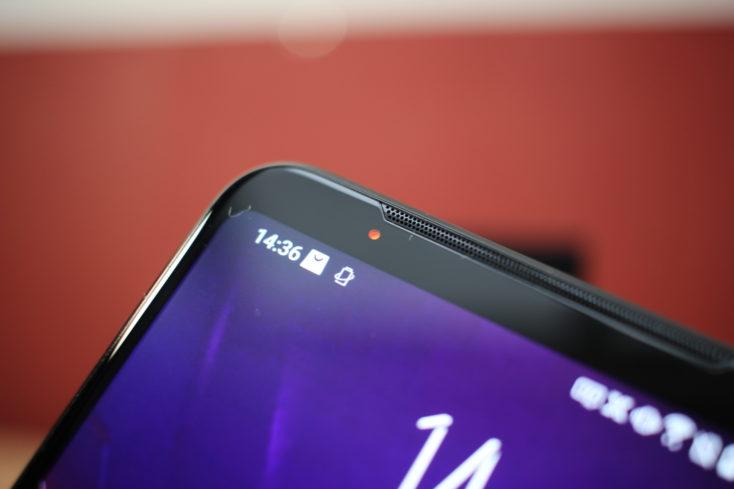 Asus ROG Phone 3 Benachrichtigungs LED