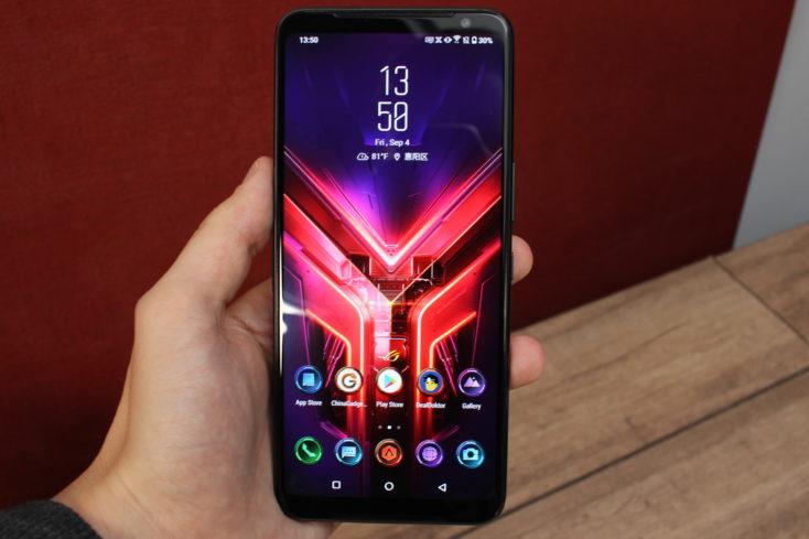 Asus ROG Phone 3 Display