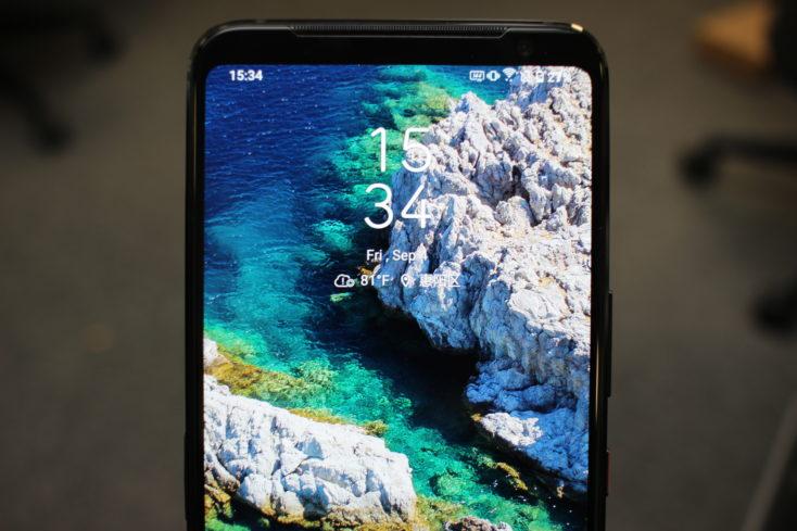 Asus ROG Phone 3 Display Stock