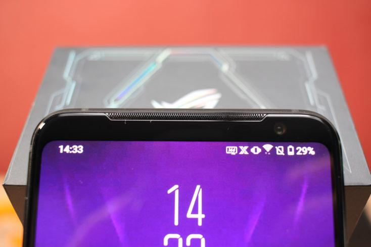 Asus ROG Phone 3 Stereo Lautsprecher