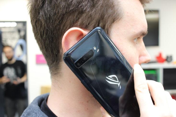 Asus ROG Phone 3 telefonieren
