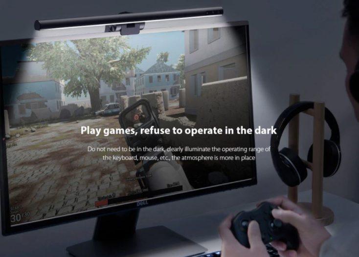 Baseus Monitorlampe Gaming