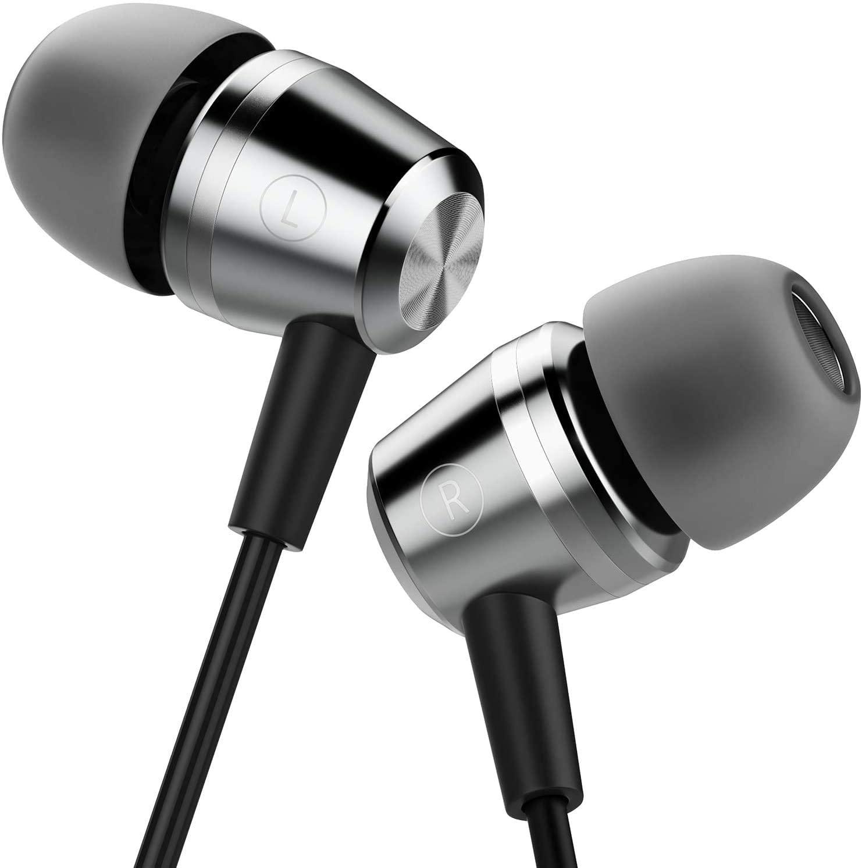 Geräuschdämmende Ohrhörer Kopfhörer Stereo Und Hif Blukar In-Ear Kopfhörer