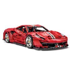 CaDA C61042W Master Series - Ferrari