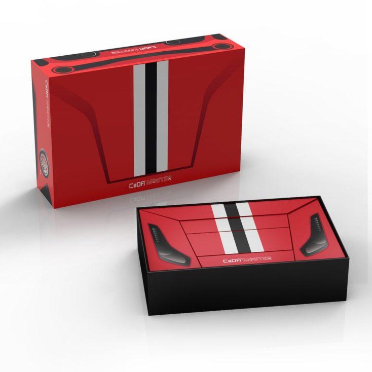CaDA C61042W Master Series   Ferrari Verpackung