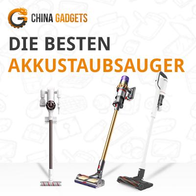 China-Gadgets Akkustaubsauger Bestenlisten