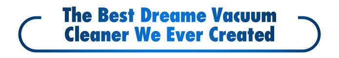 Dreame T20 Akkustaubsauger Spruch Werbung