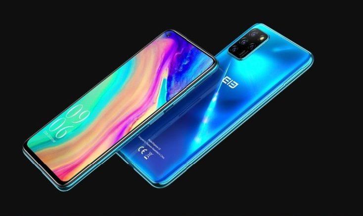 Elephone U5 Smartphone Design