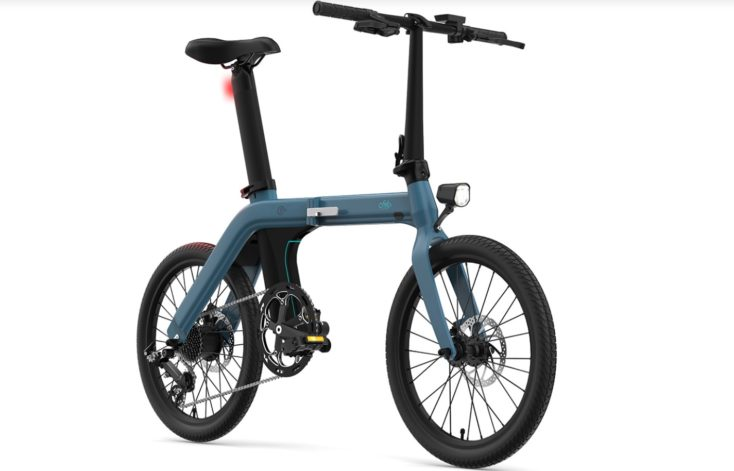 FIIDO D11 E Bike Design