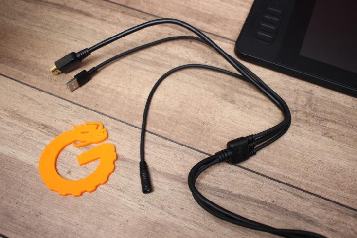 Gaomon PD1161 Zeichentablet Kabel