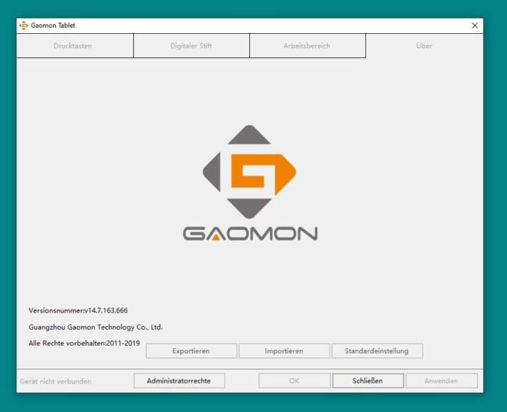 Gaomon Software