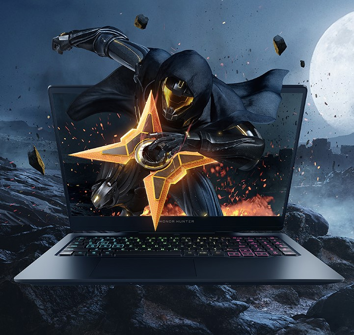 Honor Hunter V700 Laptop Hintergrund