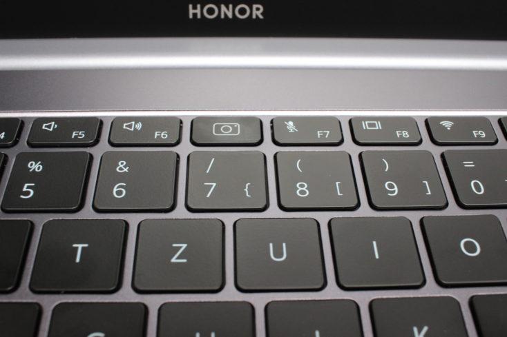 Honor MagicBook Pro F-Tasten