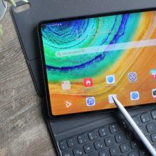 Huawei MatePad Pro Tablet Display