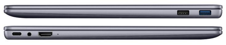 Huawei MateBook 14 2020 Anschlüsse