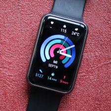 Huawei Watch Fit Smartwatch Display 3