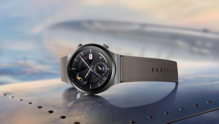 Huawei Watch GT 2 Pro Smartwatch Design