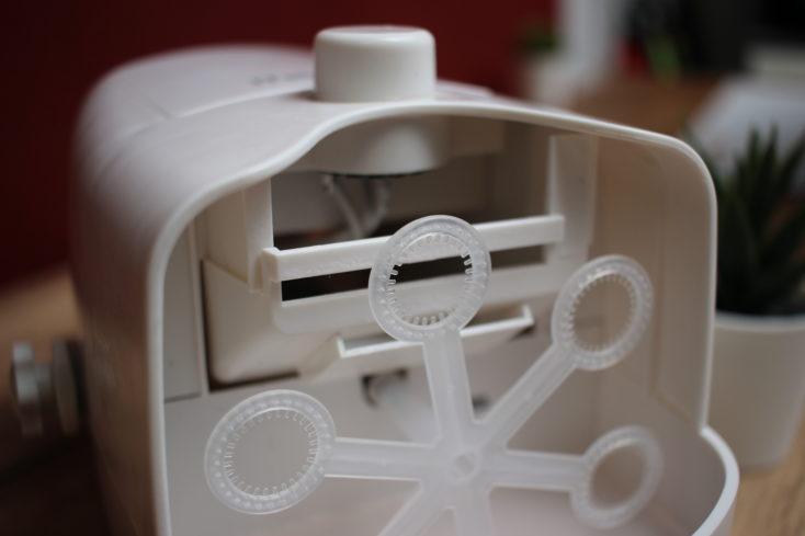 Seifenblasenmaschine Details