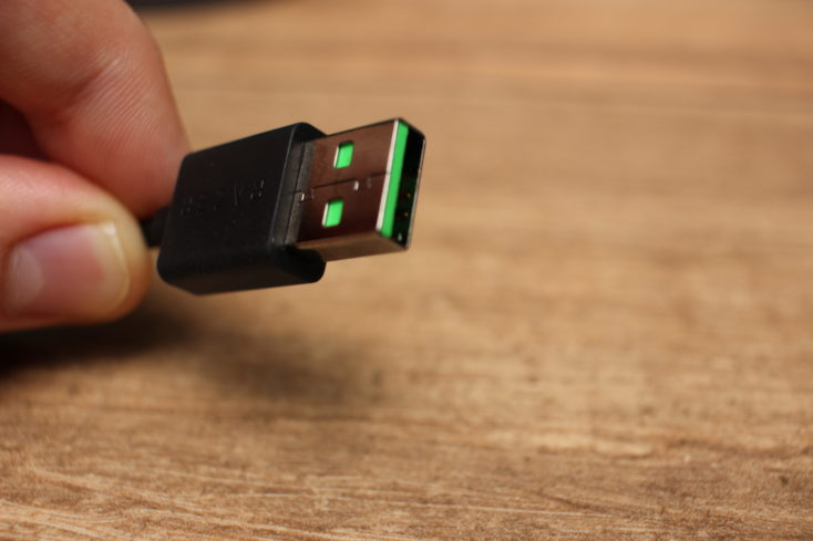 Razer Kraken X USB Headset USB-Anschluss