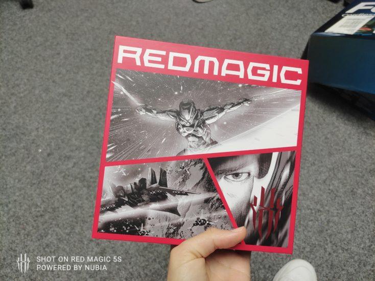 Nubia Red Magic 5S Hauptkamera Testfoto Farben