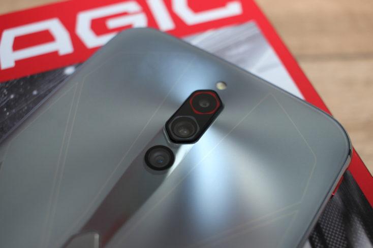 Nubia Red Magic 5S Kamera