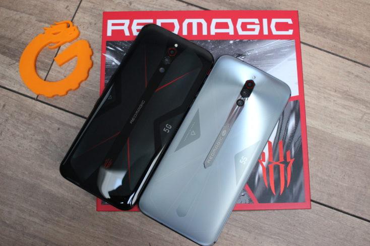 Nubia Red Magic 5S Vergleich 5G