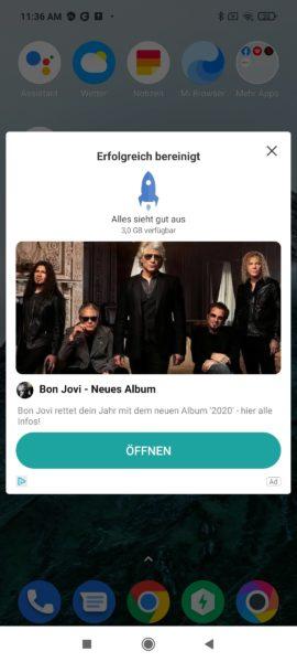 POCO X3 NFC Werbung