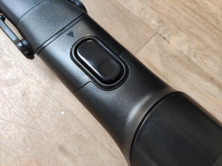 Philips XC7042 Speed Pro Max Akkustaubsauger Einzelteile zusammenstecken
