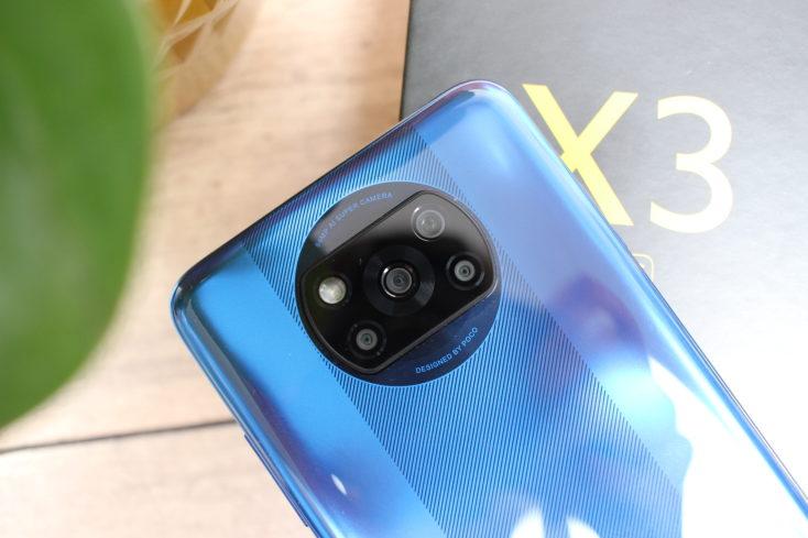 Poco X3 NFC Kamera