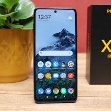 Poco X3 NFC Smartphone Display