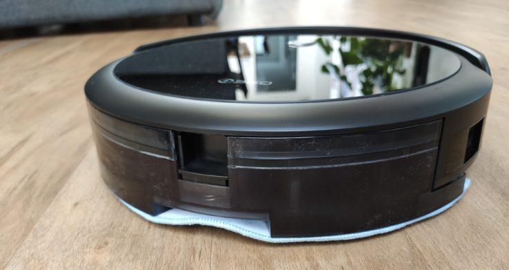 Qihoo 360 C50 Saugroboter Wischfunktion
