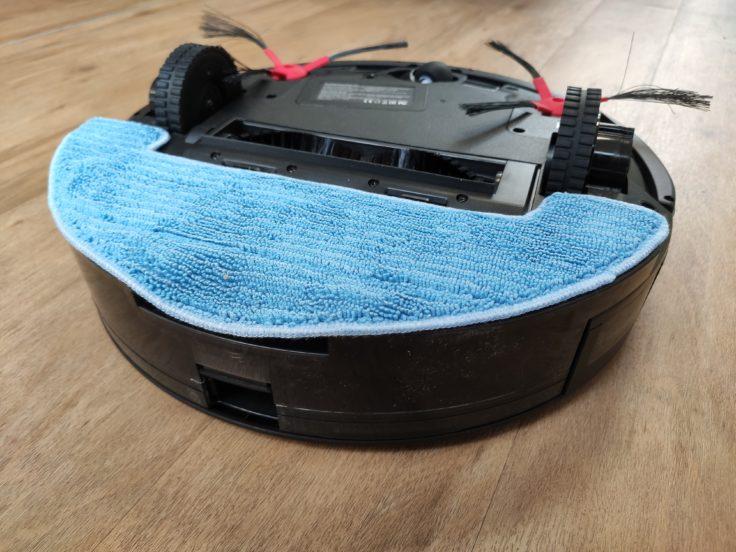 Qihoo 360 C50 Saugroboter Wischmopp Wischfunktion