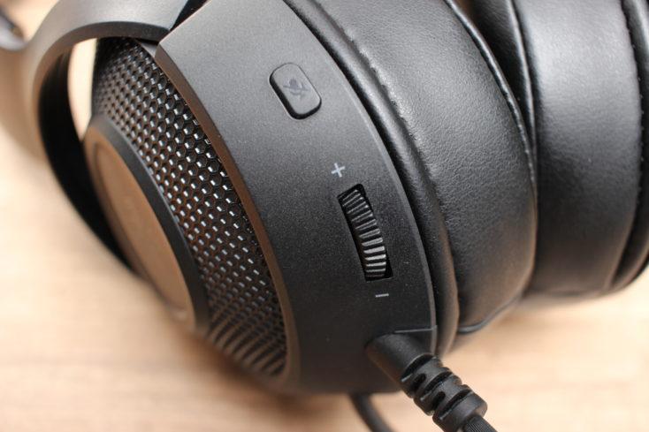 Razer Kraken X USB Headset Bedienung