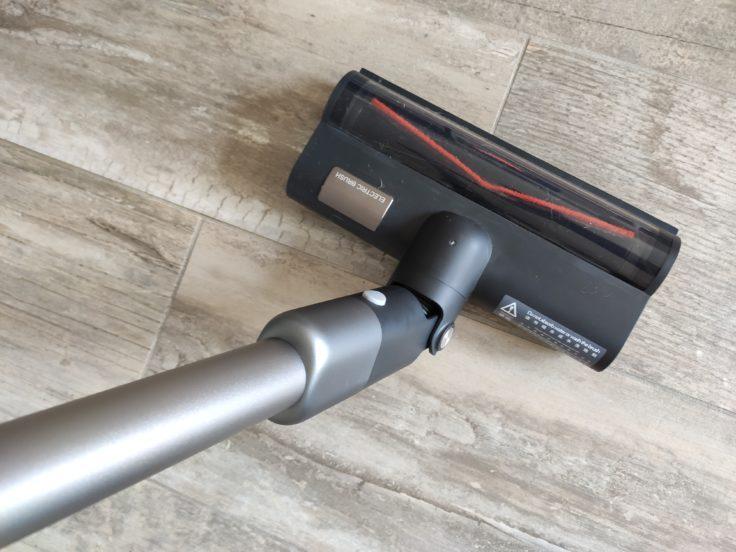 Roidmi NEX 2 Pro Akkusauger Bodendüse mit Bodenwalze