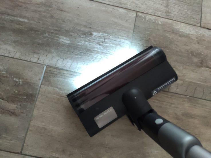 Roidmi NEX 2 Pro Akkustaubsauger automatische LED-Lichter