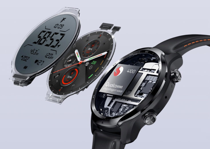 TicWatch Pro 3 Displays