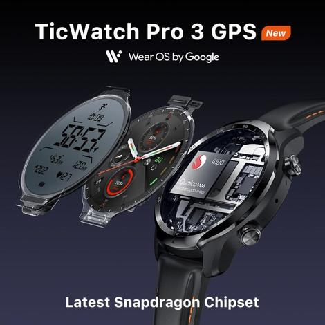 Ticwatch Pro 3 Smartwatch